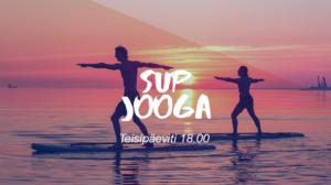 SUP Jooga @ Surftown Surfikool | Tallinn | Harju maakond | Eesti