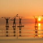 Päikeseloojangu SUP matkad Stroomis