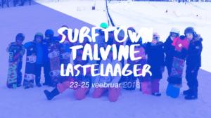 Talvine Lastelaager @ Surftown | Tallinn | Harju maakond | Eesti