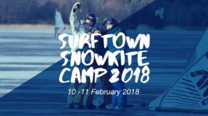 Surftown Snowkite Camp 4ALL @ Surftown | Tallinn | Harju maakond | Eesti