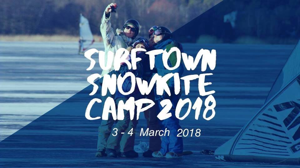 Surftown Snowkite Camp