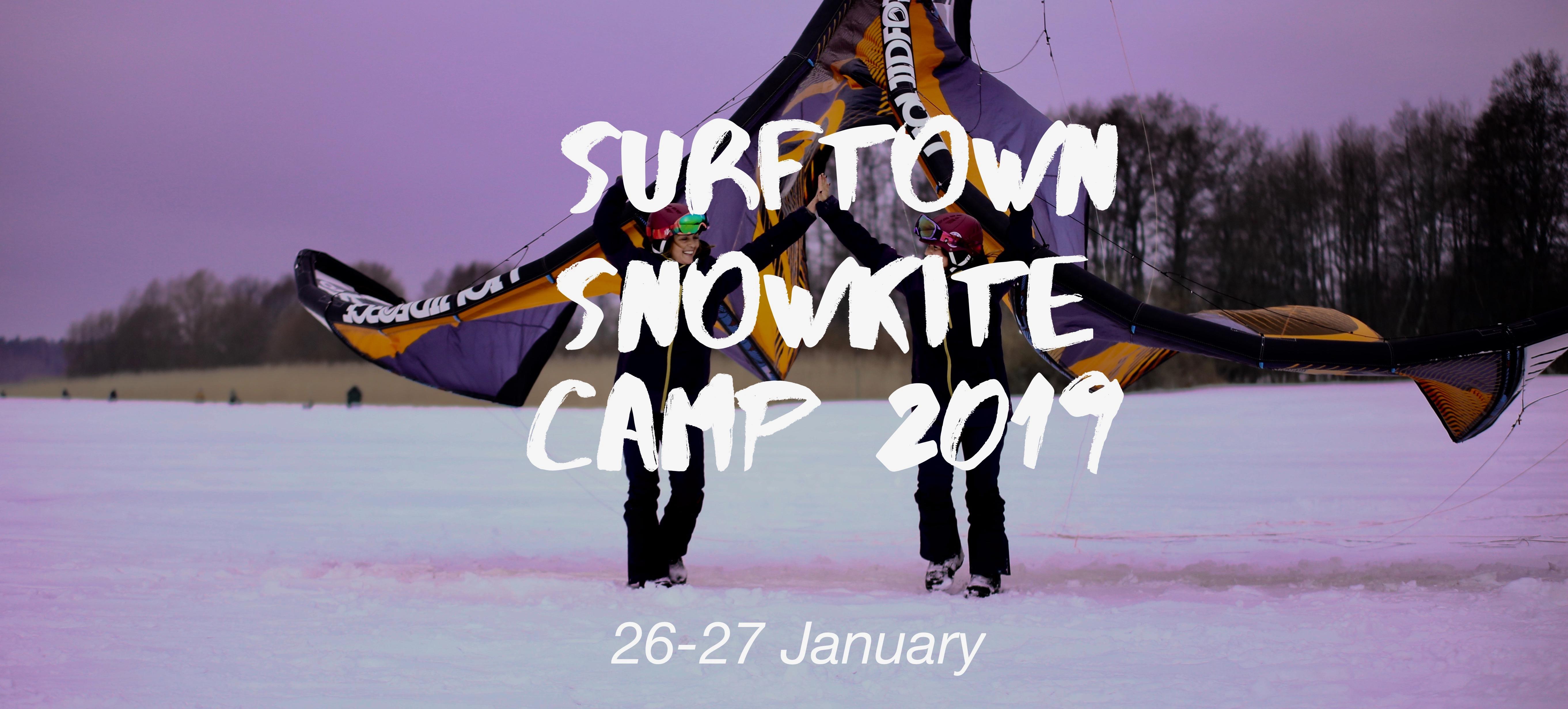 Snowkite Camp 2019 EE
