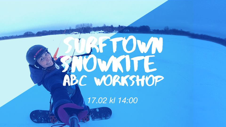 Snowkite ABC Workshop