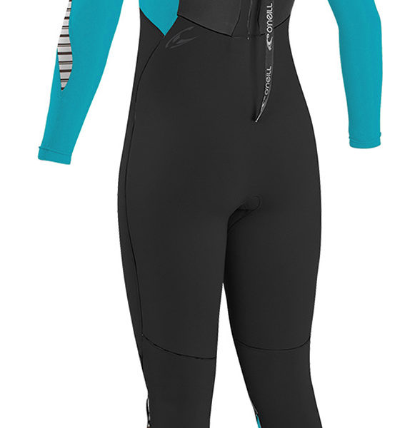 O-Neill-Womens-Epic-5-4mm-Back-Zip-GBS-Wetsuit-BLACK-STRIPE-4218-1-2