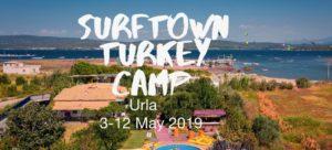 Turkey Camp @ Urla Surf House