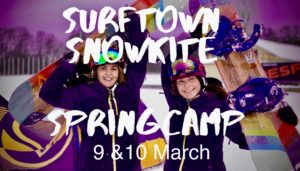 Snowkite Spring Camp 2019 EN