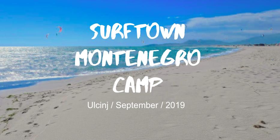 SurfTown Montenegro Camp ENG