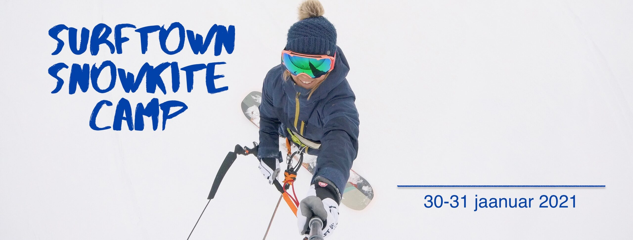 Snowkite Camp Jaanuar